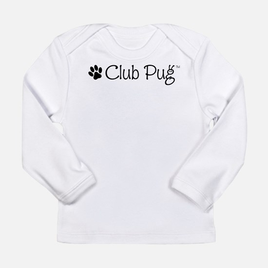 Club Pug Long Sleeve T-Shirt