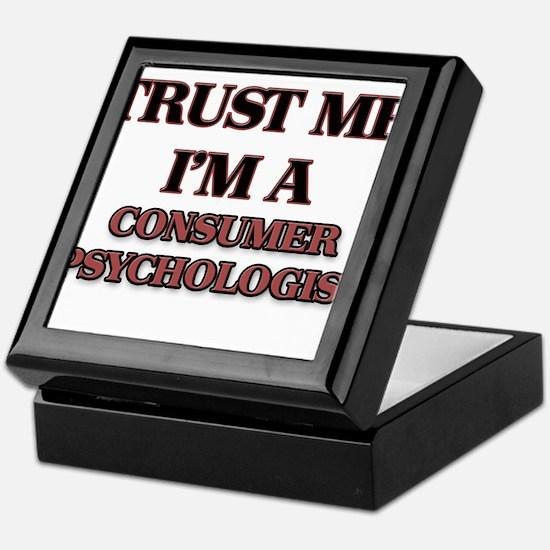 Trust Me, I'm a Consumer Psychologist Keepsake Box