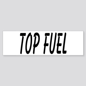 Top Fuel Bumper Sticker