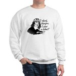 Descartes Bike Helmet Sweatshirt