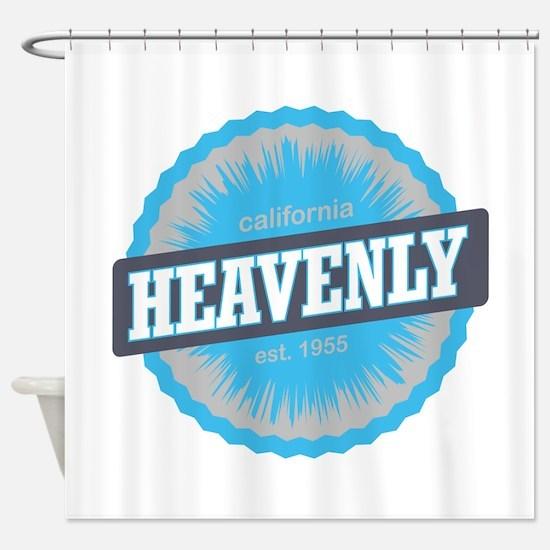 Heavenly Mountain Ski Resort California Sky Blue S