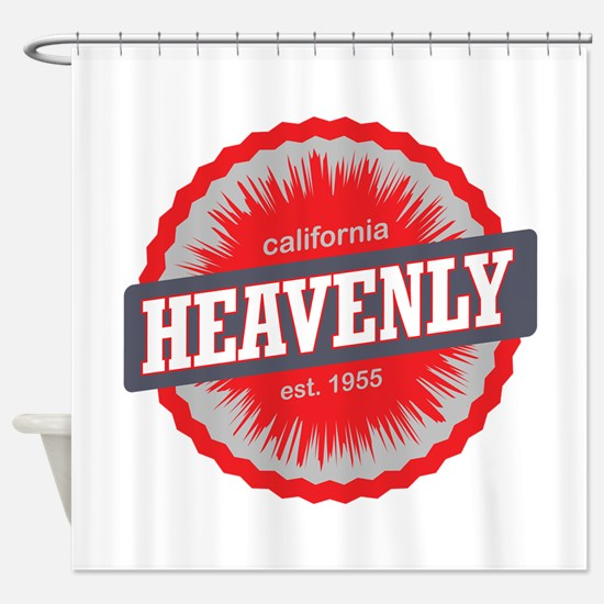 Heavenly Mountain Ski Resort California Red Shower