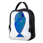 Bignose Unicornfish Neoprene Lunch Bag
