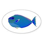 Bignose Unicornfish Sticker