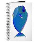 Bignose Unicornfish Journal