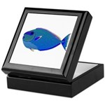 Bignose Unicornfish Keepsake Box