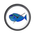 Bignose Unicornfish Wall Clock