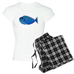 Bignose Unicornfish c Pajamas