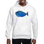 Bignose Unicornfish c Hoodie