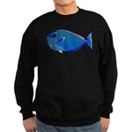 Bignose Unicornfish c Sweatshirt