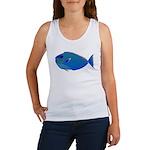 Bignose Unicornfish c Tank Top