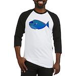 Bignose Unicornfish c Baseball Jersey