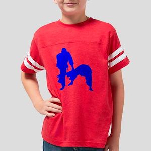 ikkyo1blue_blurred1 Youth Football Shirt