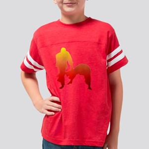 ikkyo1Sunriseblurred Youth Football Shirt
