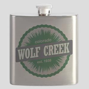 Wolf Creek Ski Resort Colorado Green Flask