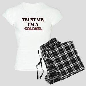 Trust Me, I'm a Colonel Pajamas