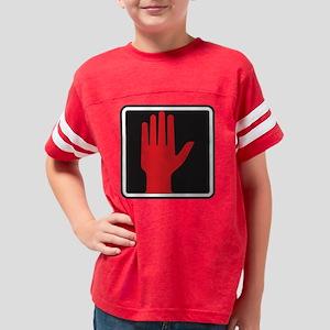 TH_Hand_2 Youth Football Shirt