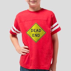 TH_Dead_End_Y Youth Football Shirt