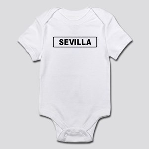 Roadmarker Sevilla - Spain Infant Bodysuit