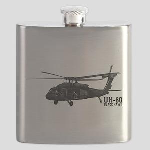UH-60 Black Hawk Flask