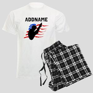 USA DIVER Men's Light Pajamas