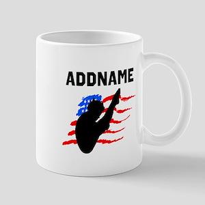 USA DIVER Mug