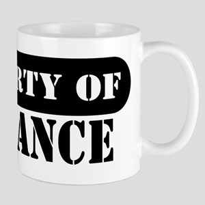 Property of Terrance Mug
