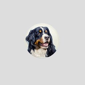 Bernese Mountain Dog Mini Button