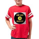 RECORD HIP HOP Youth Football Shirt