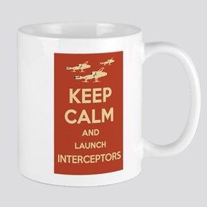 UFO - S.H.A.D.O. Keep Calm Interceptors Mug