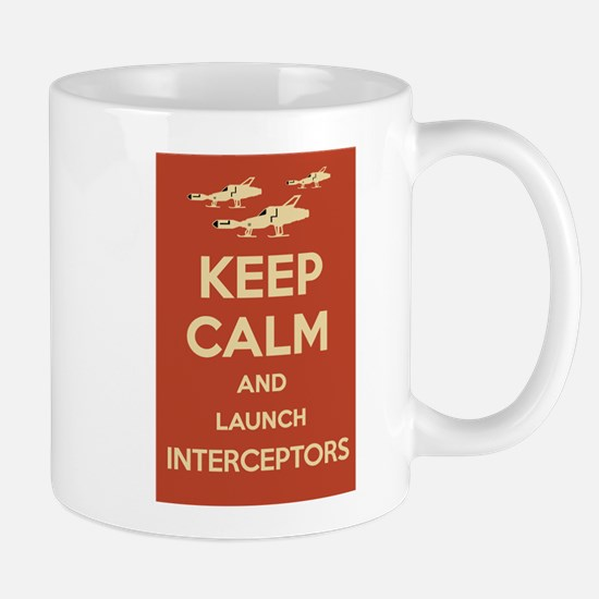 UFO - S.H.A.D.O. Keep Calm Interceptors Mug