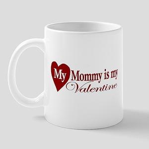 Mommy Valentine Mug