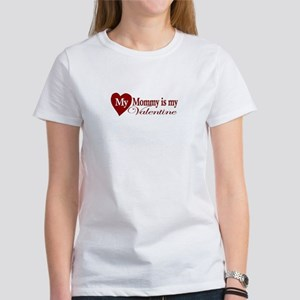 Mommy Valentine Women's T-Shirt