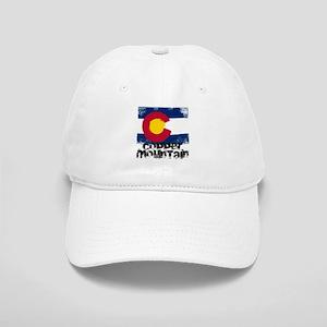 Copper Mountain Grunge Flag Cap