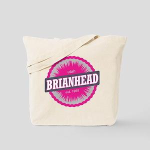Brian Head Ski Resort Utah Pink Tote Bag