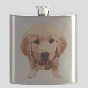 Golden Retriever002 Flask
