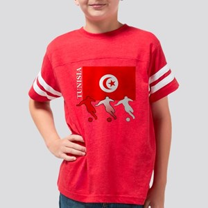 soccer tunisia drk Youth Football Shirt