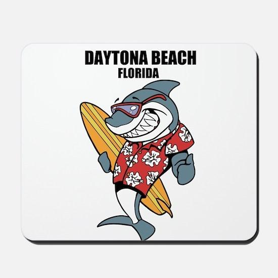 Daytona Beach, Florida Mousepad
