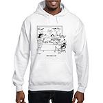 Free Range Cows Hooded Sweatshirt