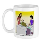 Give Me Your Stuffing Recipe Mug
