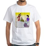 Give Me Your Stuffing Recipe White T-Shirt