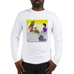 Give Me Your Stuffing Recipe Long Sleeve T-Shirt