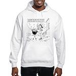 BBQ 'Til Smoke Detectors Go Off Hooded Sweatshirt