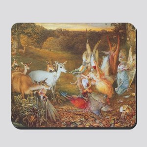 Enchanted Forest by Fitzgerald Mousepad
