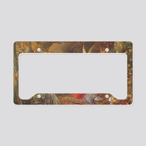 Enchanted Forest by Fitzgeral License Plate Holder
