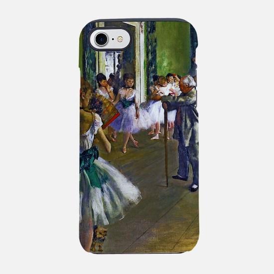Degas - The Ballet Class iPhone 7 Tough Case