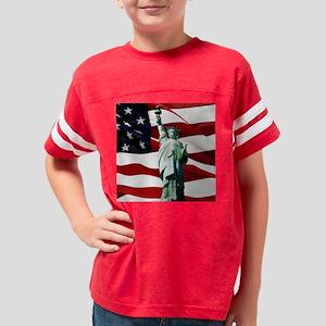 Lady Liberty 85-85 Youth Football Shirt