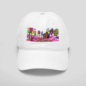 Pink Candyland Cap