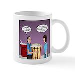 Movie Pop and Popcorn Mug