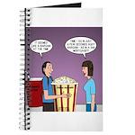 Movie Pop and Popcorn Journal